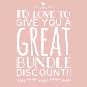 Bundle your likes and receive a great discount.